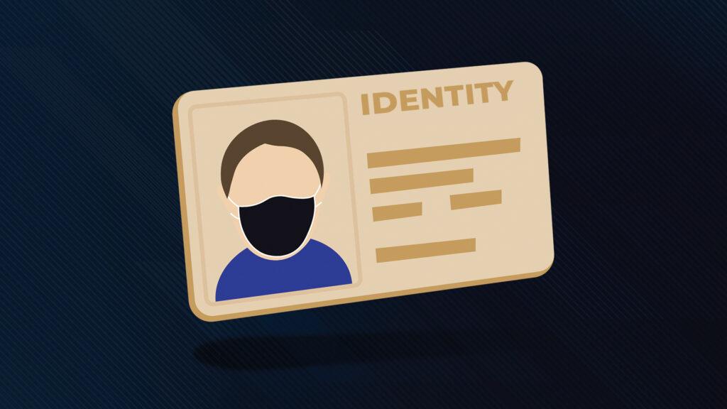 covid identity card